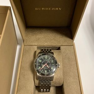 Mens Burberry watch